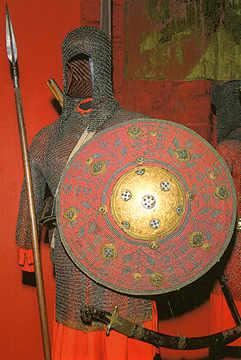tarcza rzymska