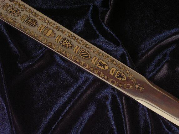 miecz Habsburga